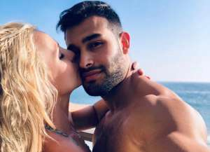Britney Spears Finally Addresses Rumors About Her Mental Heath In New Video As She Relies On Boyfriend Sam Ashgari For Support