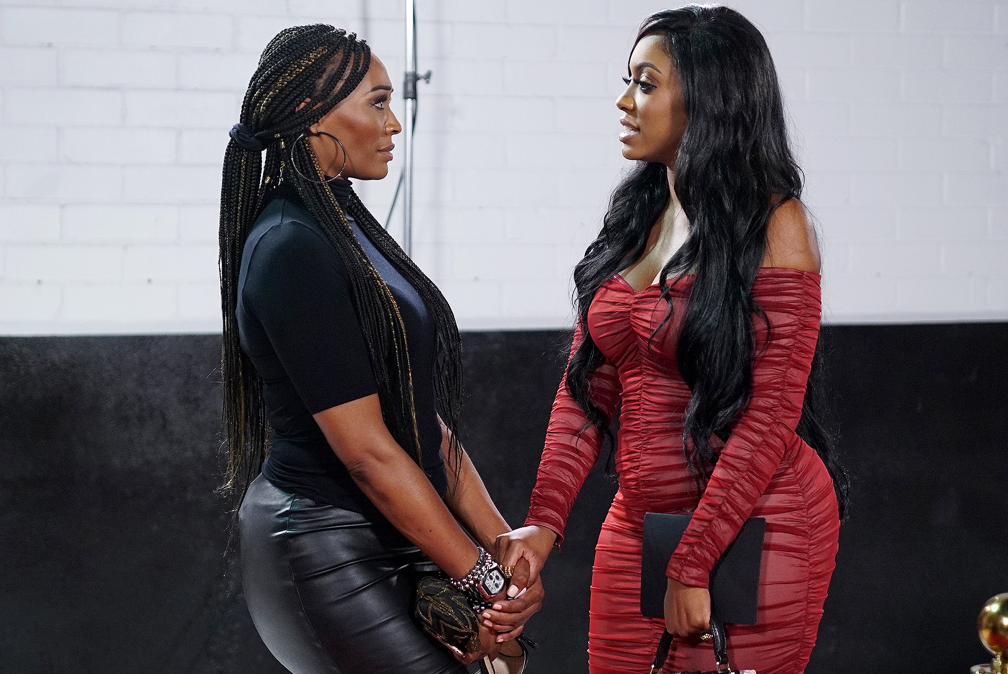 Porsha Williams' Latest Photo With Cynthia Bailey Has Some People Criticizing Them For Teaming Up To Hate NeNe Leakes
