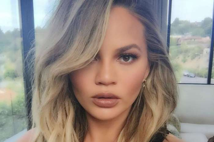 "Chrissy Teigen Has Best Response To Troll Who Called Her ""Chubby"""