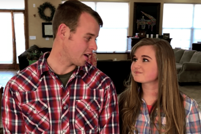 Counting On Star Kendra Caldwell Shows Off Her Growing Baby Bump In New Photos With Joseph Duggar
