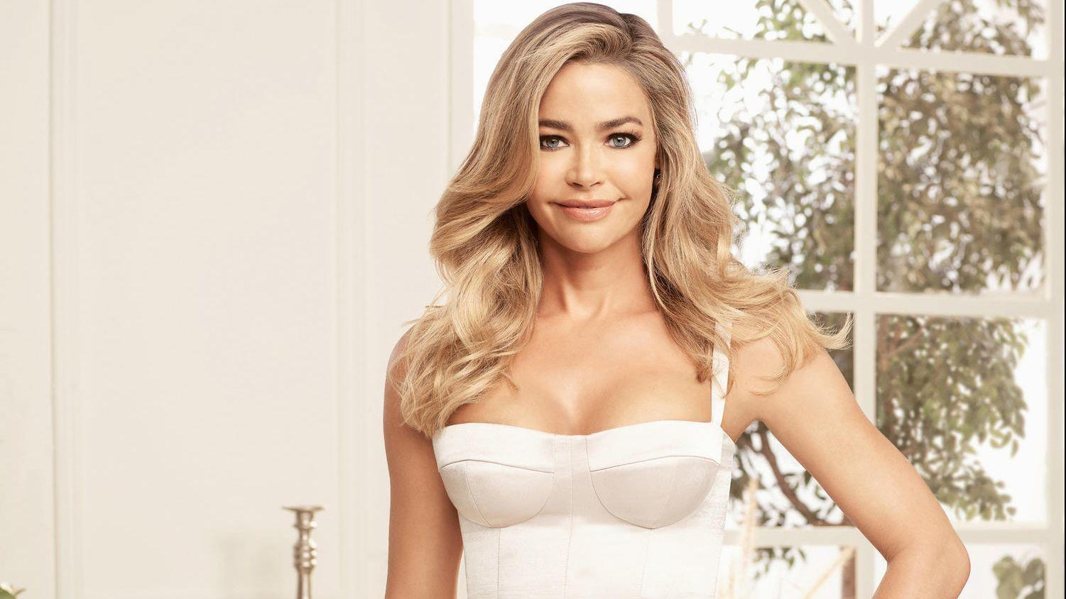 Denise Richards Admits She's Not Done Having Kids After