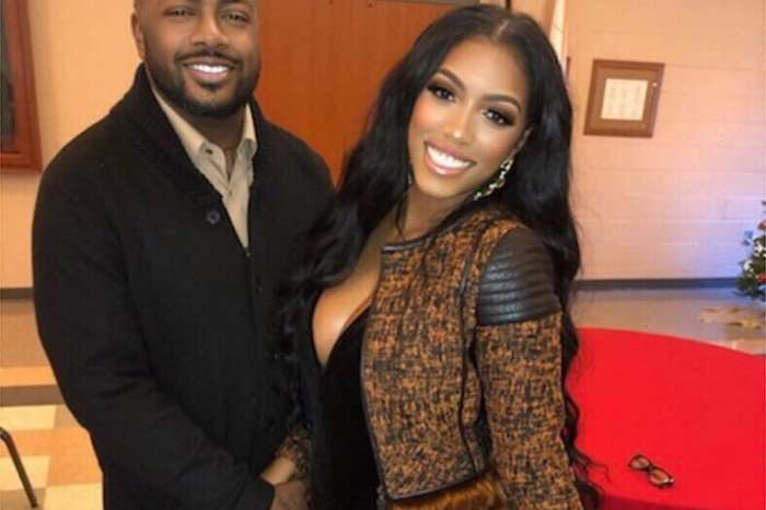 Porsha Williams Slays In Cut-Out Bathing Suit Pictures -- Fans Ask What In Perfection Is Going On Here