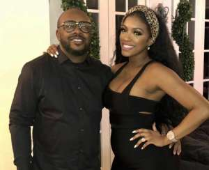 Porsha Williams And Dennis McKinley Celebrate Their First Easter Together With Baby Pilar Jhena - See The Family In White, Sending Love To Everyone