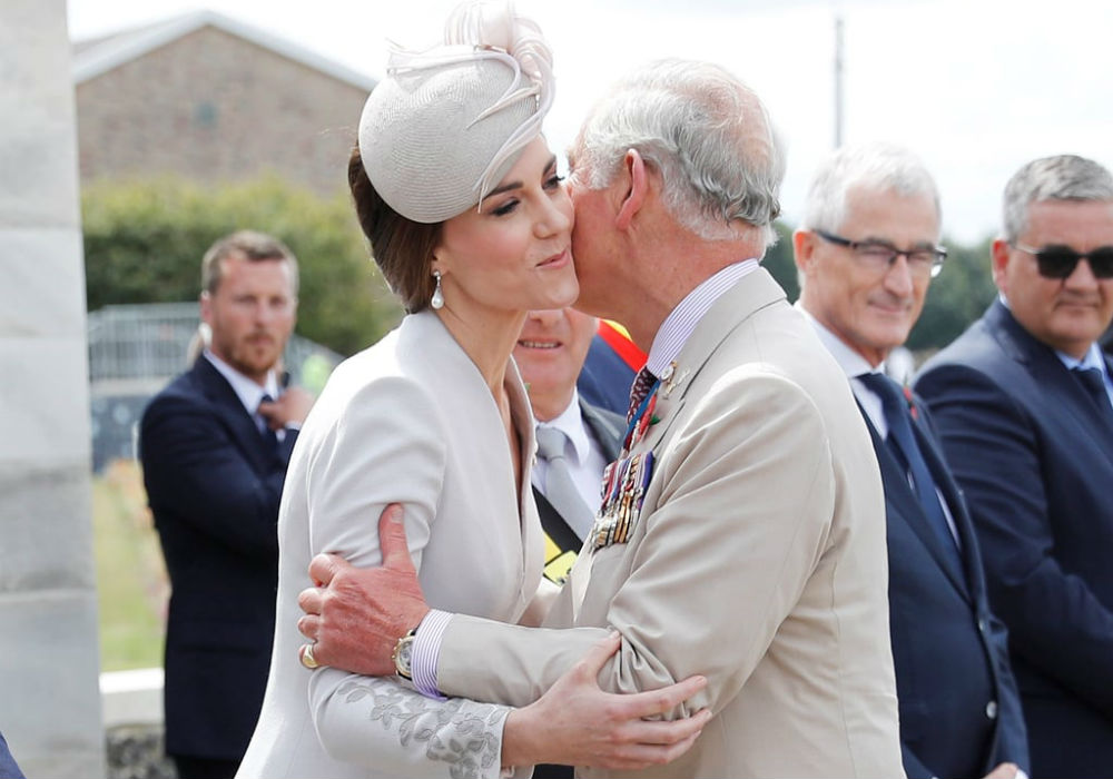 Did Prince Charles Shows Allegiance To Kate Middleton Amid Royal Split
