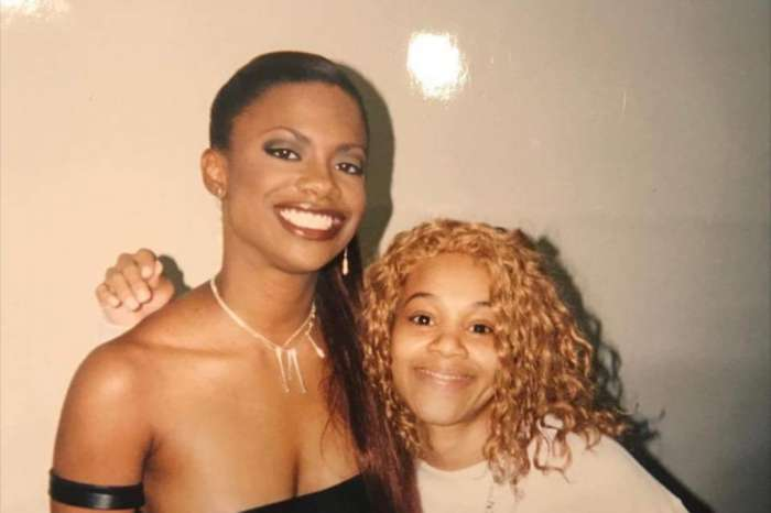 Kandi Burruss Shares A Photo In The Memory Of Lisa Lopes AKA Left Eye
