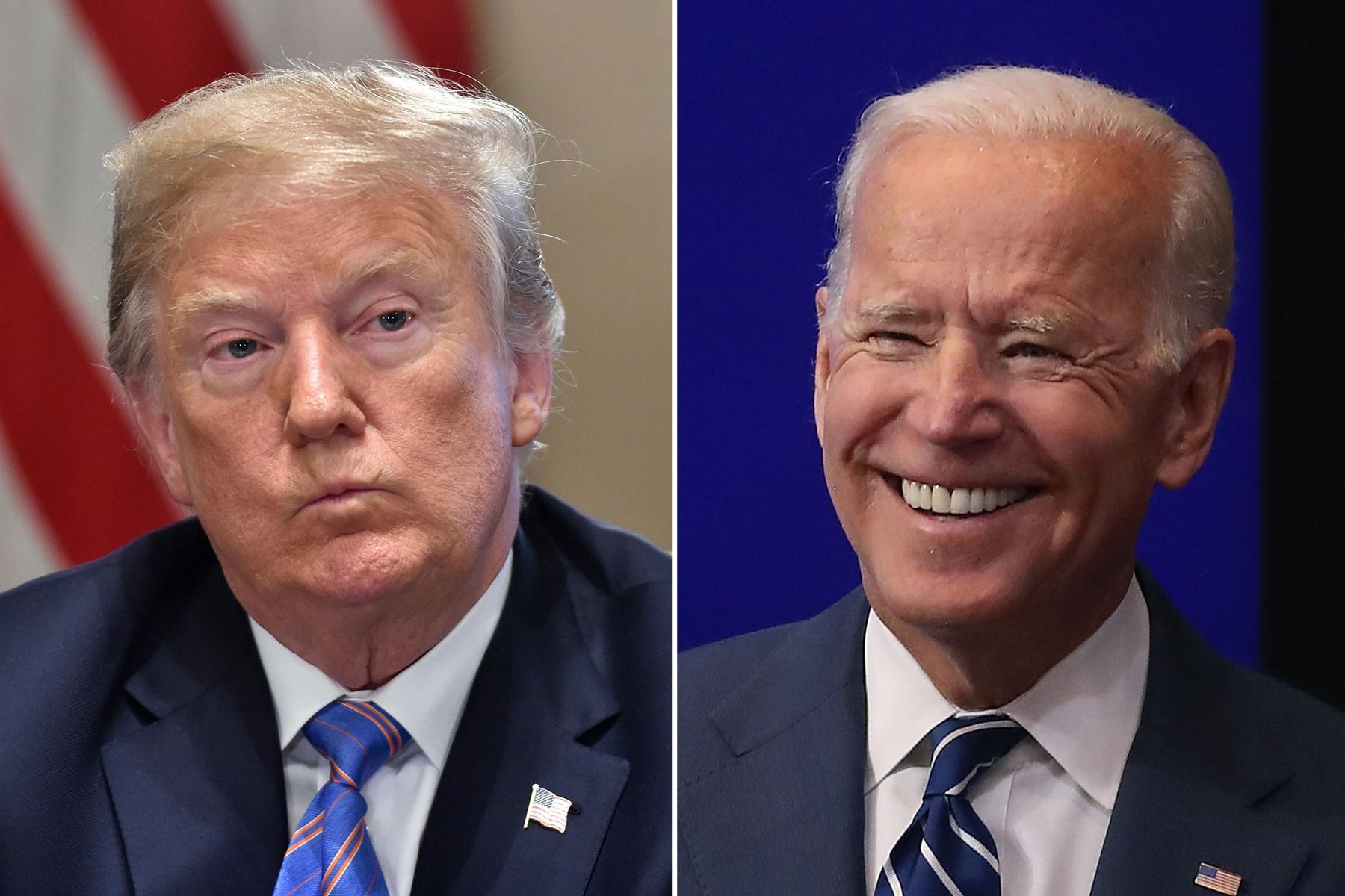 Donald Trump Joe Biden Election