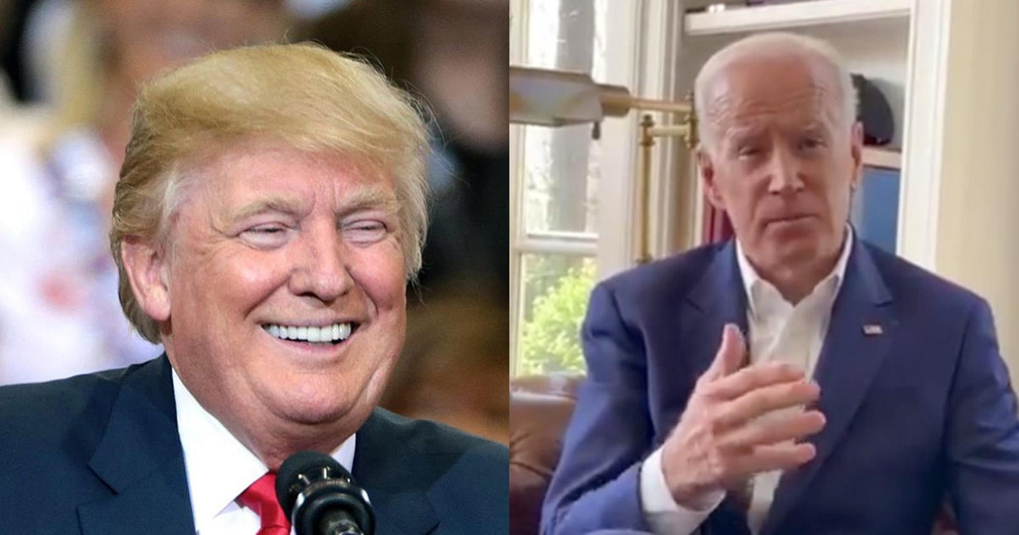 Donald Trump Joe Biden Meme