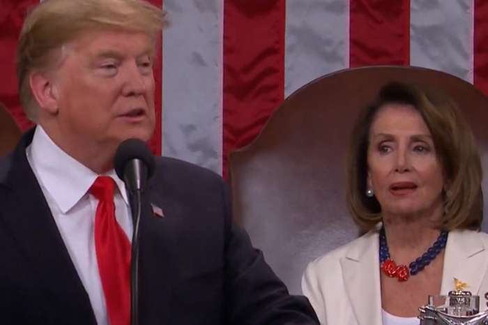 Nancy Pelosi Responds To Donald Trump After His Latest Attack Following Her '60 Minutes' Interview