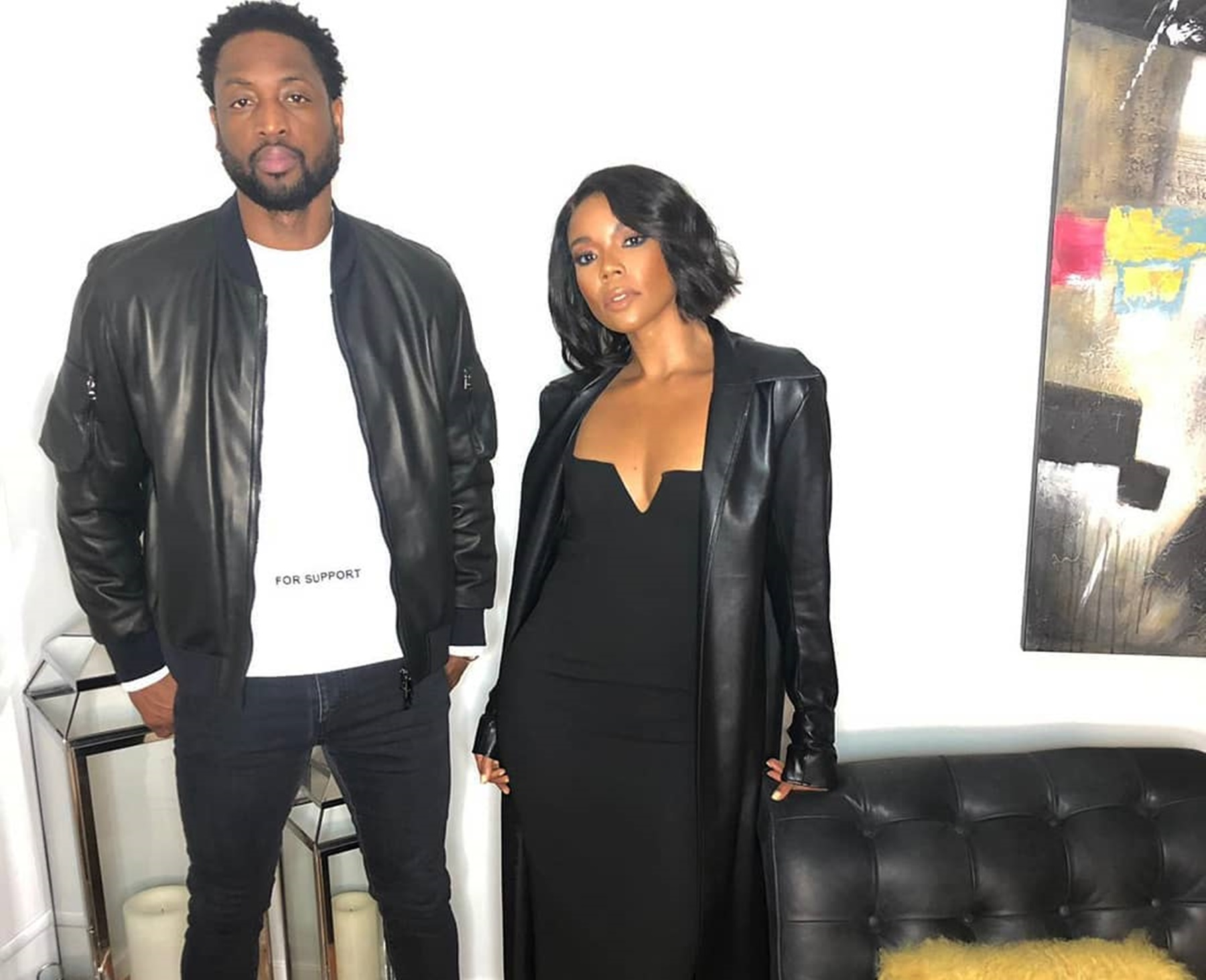 gabrielle-union-and-dwyane-wade-introduce-their-nephew-dahveon-morris-date-to-the-prom-in-stunning-picture-drama-about-race-ensues