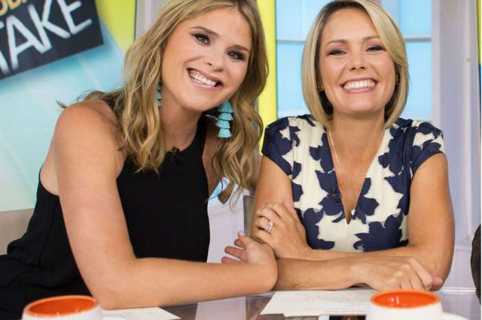 Jenna Bush Hager Announces Third Pregnancy As Co-Host Dylan Dreyer Reveals Fertility Struggles On 'Today'