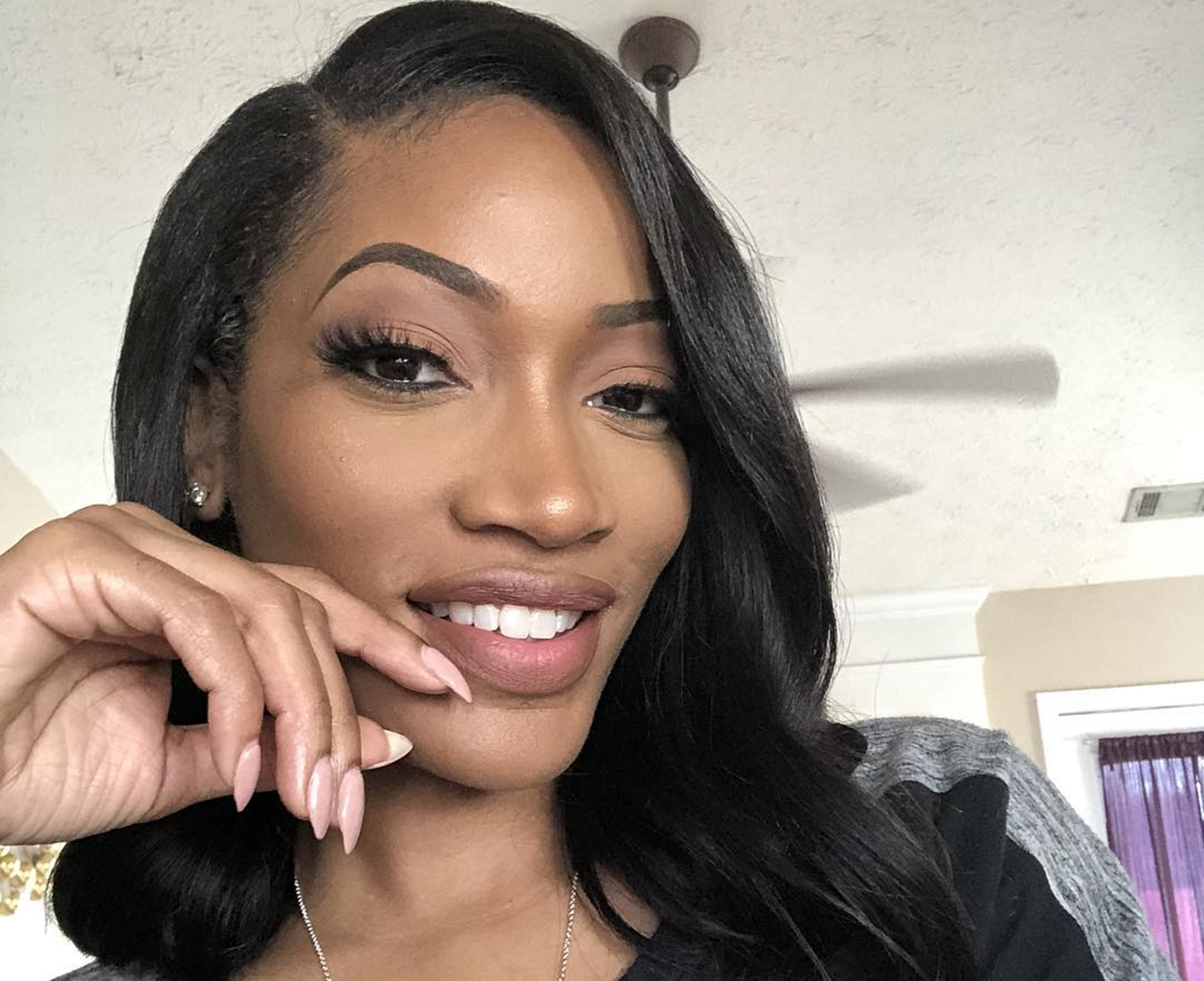 Erica Dixon Emani Richardson Lil Scrappy