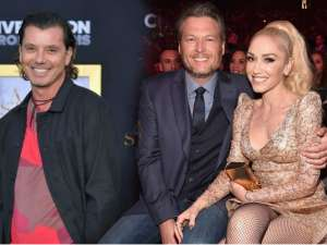 Watching Gwen Stefani's Boyfriend Blake Shelton With Their Sons Is Reportedly Still Challenging For Gavin Rossdale