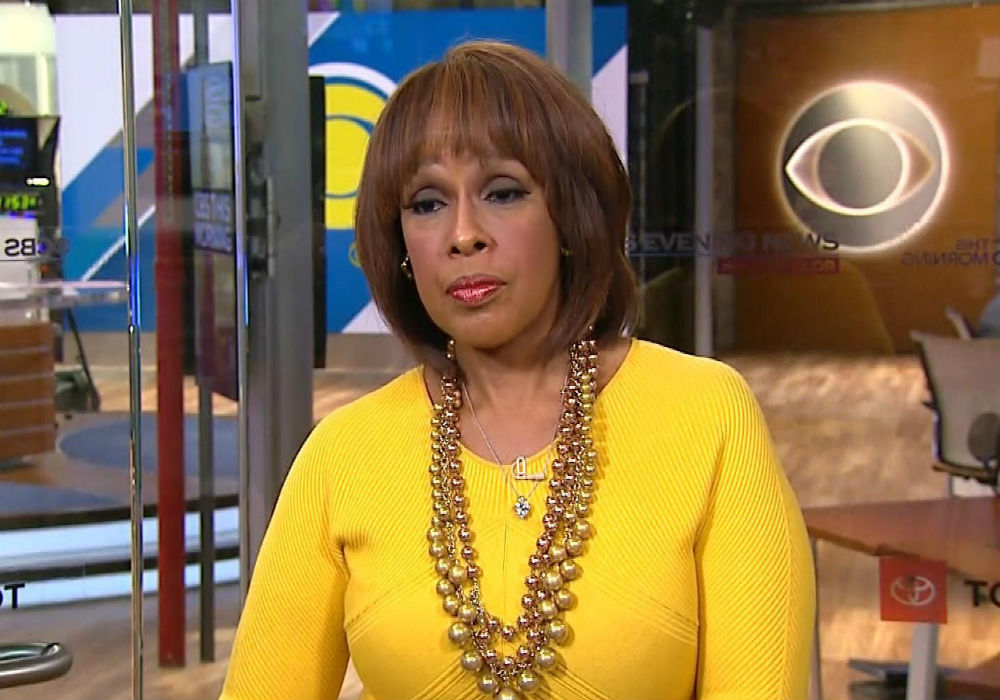 Gayle King's Future At CBS In Limbo Oprah's Bestie Has Yet To Finalize Her Multi-Million Dollar Deal To Stay At CBS This Morning