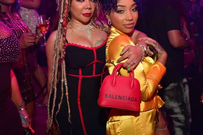 Tiny Harris Shares Her Grown Woman Vibes And Fans Suggest That She And Zonnique Pullins Should Do A Hair Line