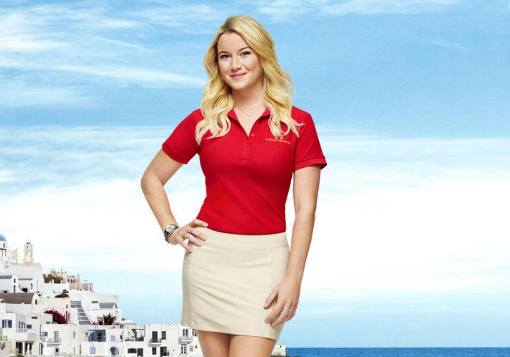 Hannah Ferrier Teases Fans With New Yachties On Below Deck