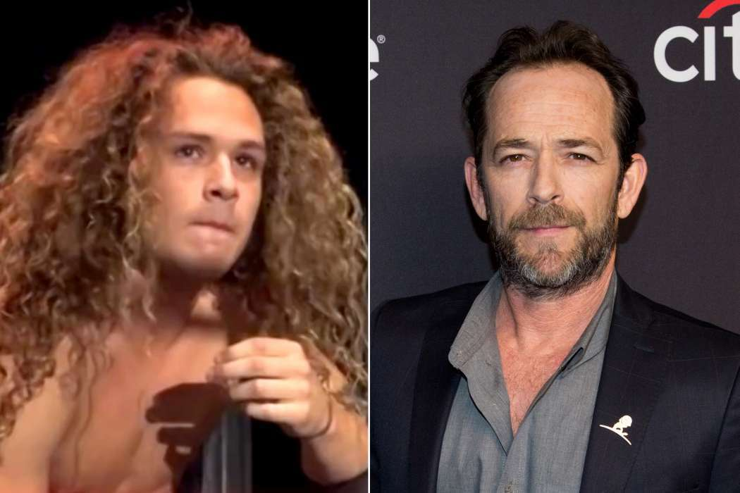 Jack and Luke Perry