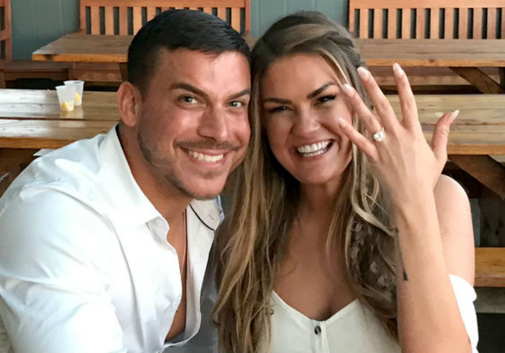 Jax Taylor And Brittany Cartwright's Wedding Canceled? Vanderpump Rules Makes Shocking Claims To Brittany's Dad