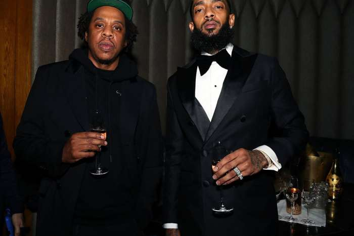 'Sad' Jay-Z Turned To Beyoncé And The Ladies Of His Life After Nipsey Hussle's Shocking Death -- Here Is Why The Mogul Needed More Than One Hug