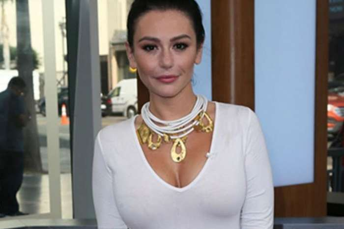 Jersey Shore Star Jenni 'JWoww' Farley Shares Photo Of Romantic Date With Mystery Man