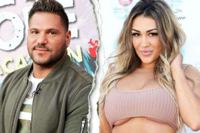 Jersey Shore Star Ronnie Ortiz-Magro And Jen Harley Fuel Reconciliation Rumors