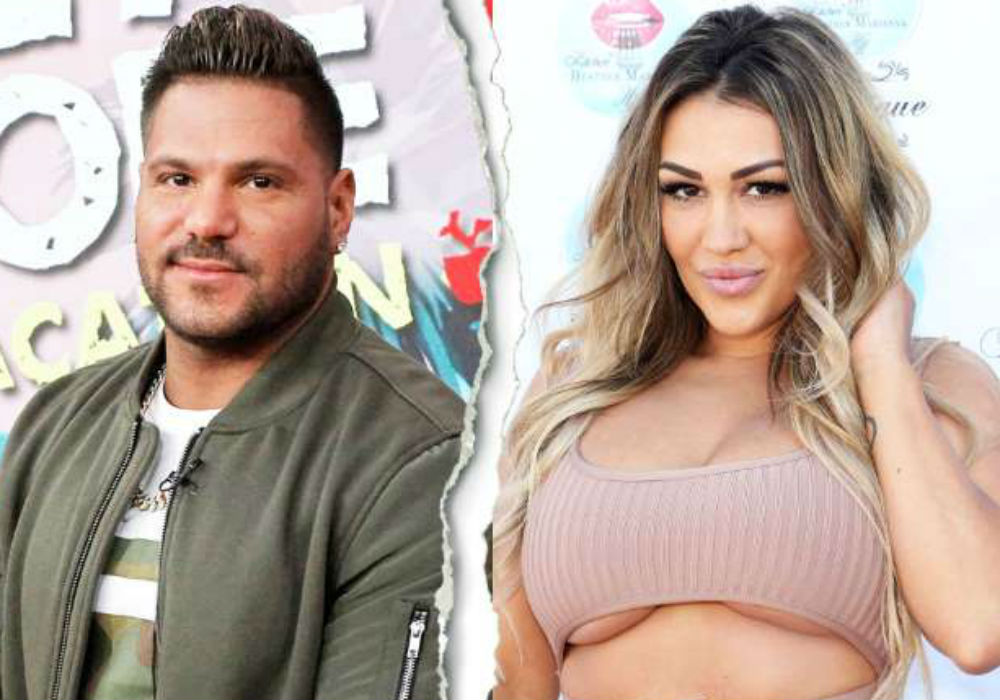 Jersey Shore Star Ronnie Magro And Jen Harley Fuel Reconciliation Rumors