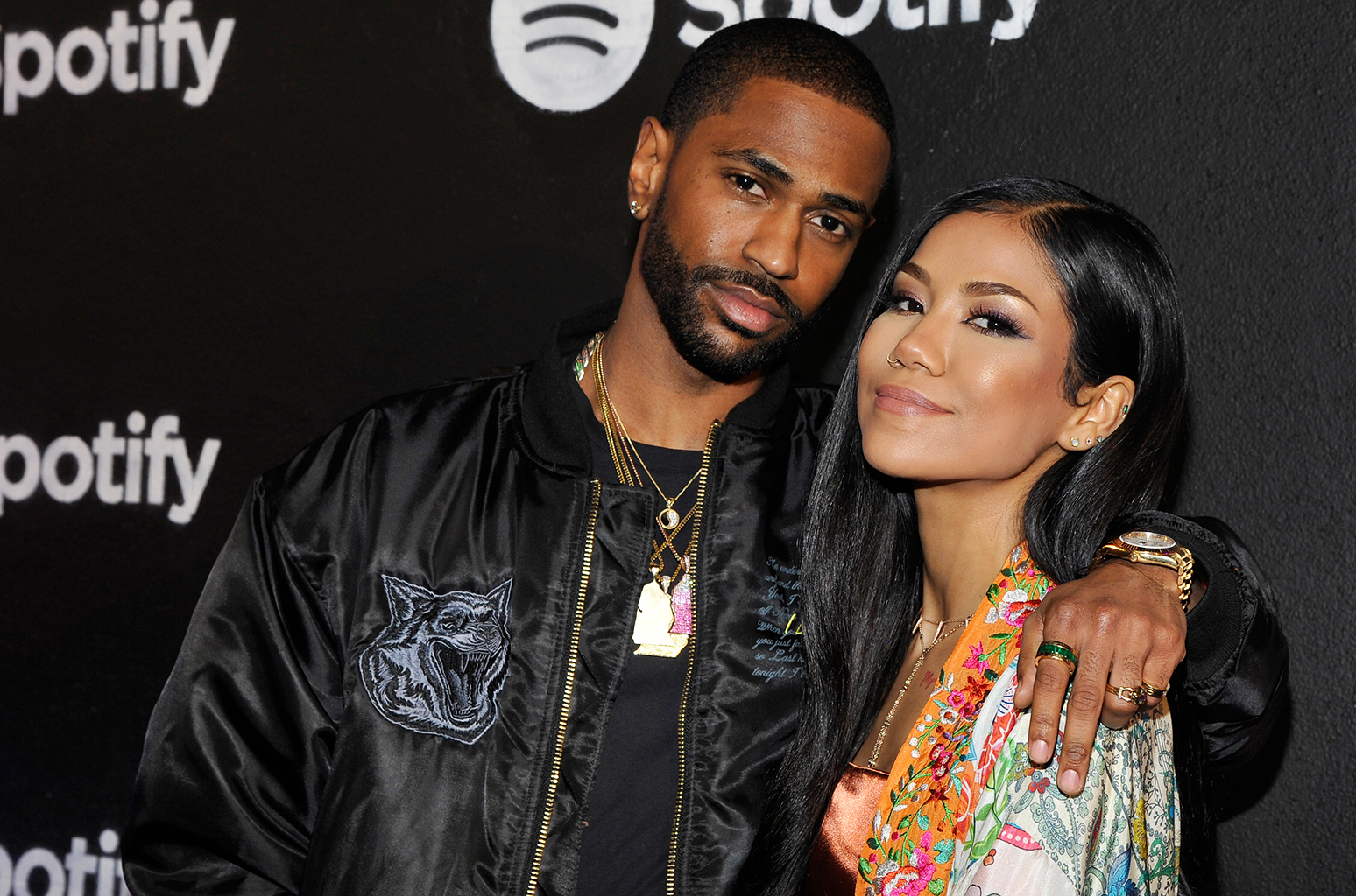 Jhene and Sean