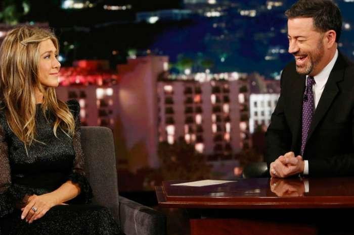Is Jennifer Aniston Jealous Of Pal Jimmy Kimmel's Friendship With Kim Kardashian?