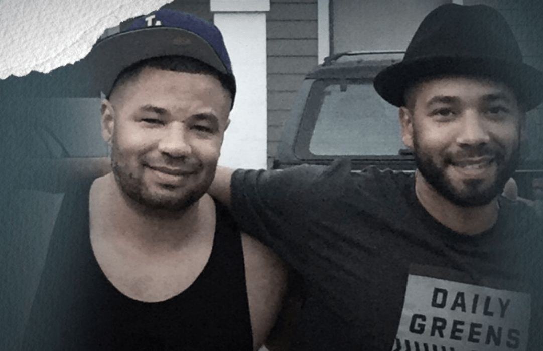 JUSSIE SMOLLETT: Brother claims disgraced star has 'night terrors'