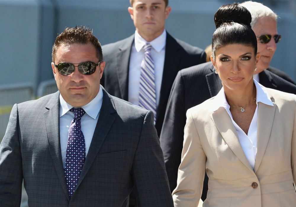 Joe Giudice Reportedly Miserable Awaiting Deportation While Teresa Giudice Is Living Her Best Life