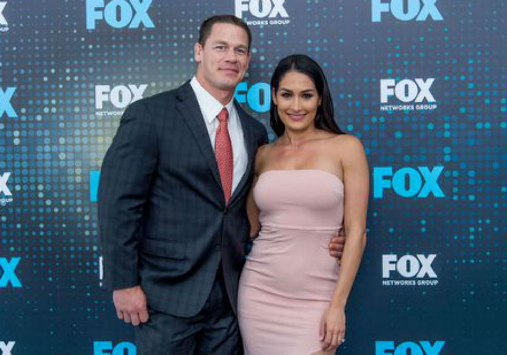 John Cena Packs On The PDA With New GF Confirming He Is Finally Moving On From Nikki Bella