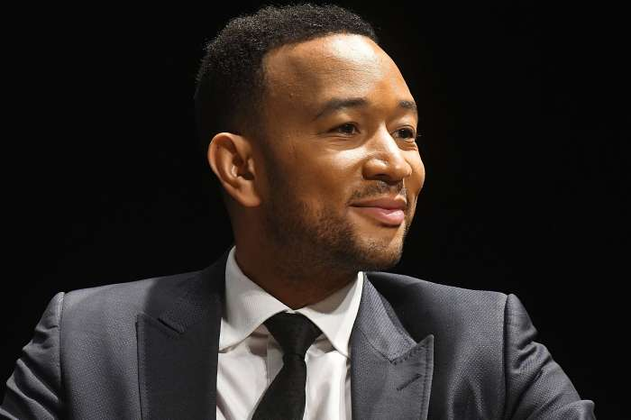 John Legend Gives Kanye West A Run For His Money As The Best Easter Sunday Performer