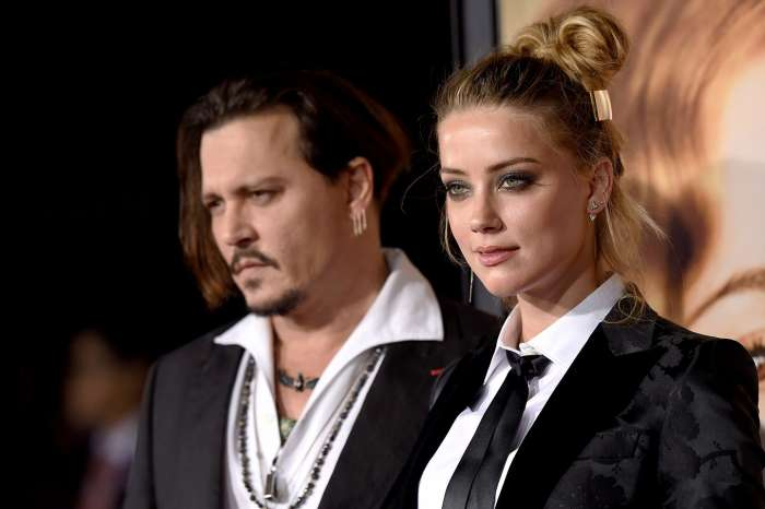 Amber Heard's Stylist Declares She Did Not Have 'Two Black Eyes' The Day After Johnny Depp Allegedly Attacked Her