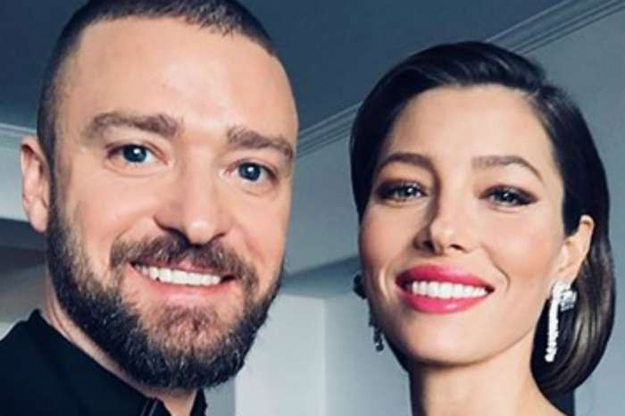 Jessica Biel Sends Justin Timberlake Sweet Message For His Final 'Man In The Woods' Concert – Watch It Here