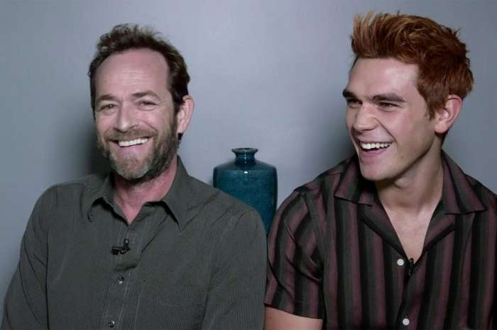KJ Apa Talks About His 'Close Relationship' With His Onscreen Father, The Late Luke Perry