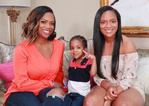 Kandi Burruss Blows People Away With Video Of Genius Son Ace Tucker Talking In Mandarin With His Teacher