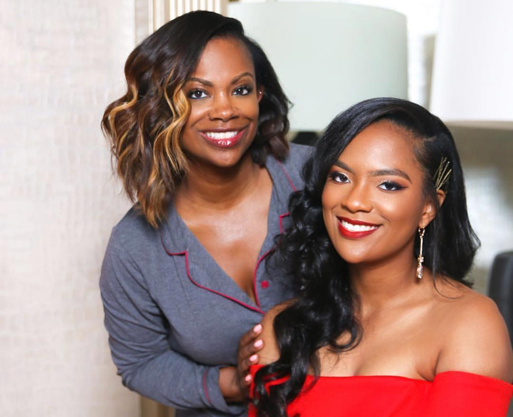 Kandi Burruss Riley RHOA Prom Night