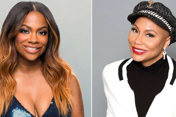 Tamar Braxton Says She Is Fat Using This Picture -- Here Is What Her Boyfriend And Kandi Burruss Had To Say About The Weight Gain