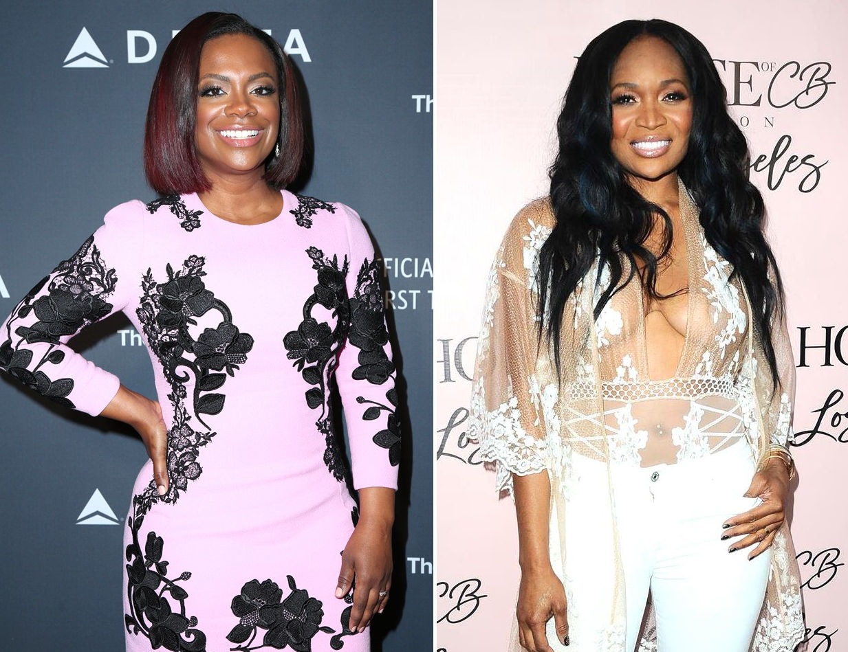 Kandi Burruss Gushes Over Marlo Hampton Who Accepted Her Charity-Related Challenge