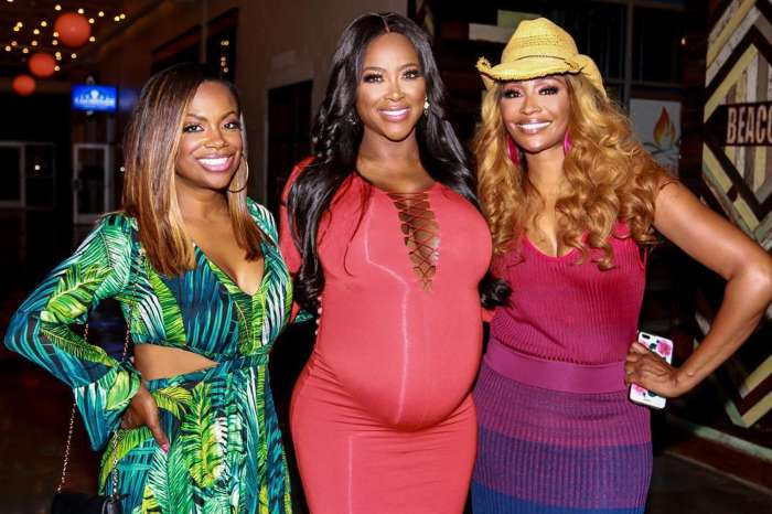 Kenya Moore Is Allegedly Still On The Outs With Bravo Executives -- Her Stunt At Cynthia Bailey's Birthday Backfired!