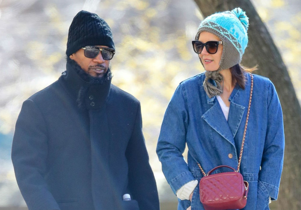 Katie Holmes And Jamie Foxx Reveal The Real Reason They Won't Tie The Knot