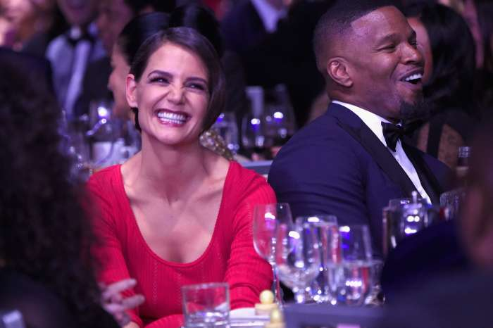 Katie Holmes And Jamie Foxx Are Going Strong After Breakup Rumors