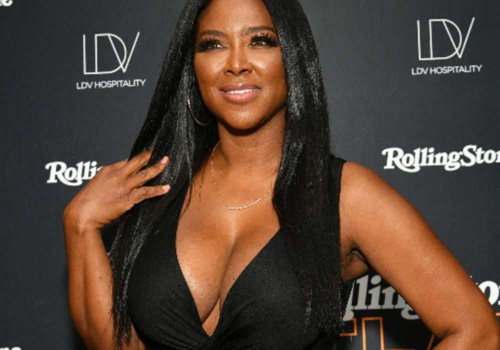 Kenya Moore Is Reportedly In Negotiations To Return To RHOA