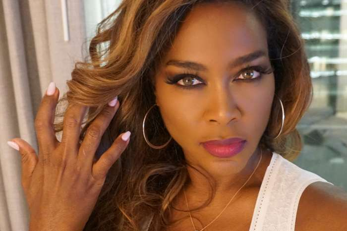 Kenya Moore Shows Off Her Dangerous Curves In Body-Hugging Dress -- Porsha Williams Has The Best Reaction To Sultry Photo