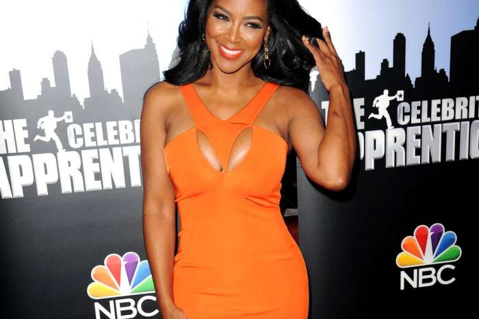 Kenya Moore Tells Fans To Join Her In The Quest Of Getting Back In Shape - Her Jaw-Dropping Photo Has People Praising Her Looks