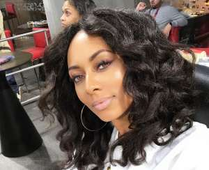 Keri Hilson Goes Make-Up Free In Latest Stunning Pictures -- Supporters Believe The Singer Is Gorgeous And Will Have No Trouble Reconquering The Music World Ten Years Later