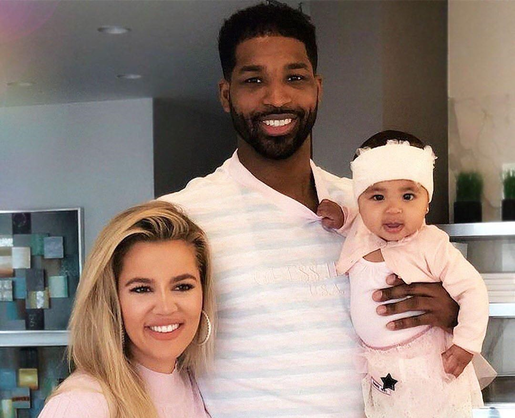 Khloe Kardashian Tristan Thompson True
