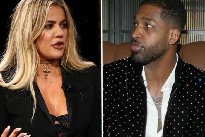 Khloe Kardashian And Tristan Thompson On Rocky Ground As True Thompson Turns 1
