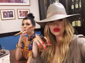 Khloe Kardashian Explains That Sometimes She'd Just Like To Smack Kourtney