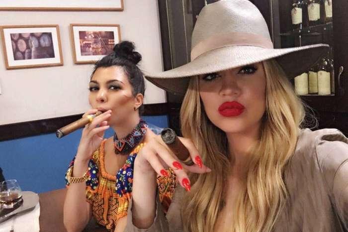 Khloe Kardashian Explains That Sometimes She'd Just Like To Smack Kourtney