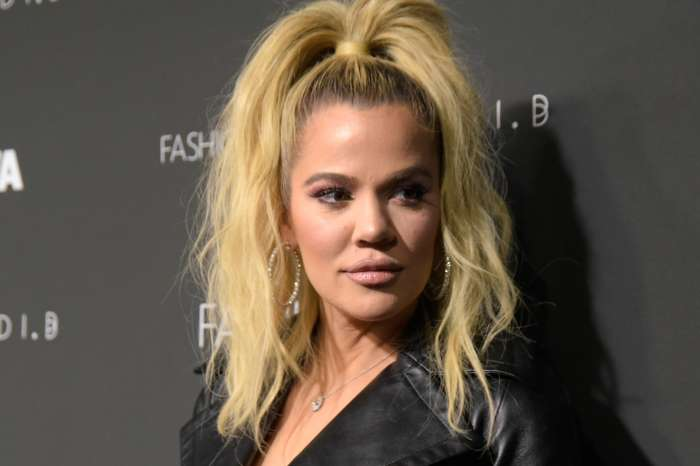 KUWK: Khloe Kardashian Fires Back At Haters After She's Accused Of Photoshopping Photo Too Much